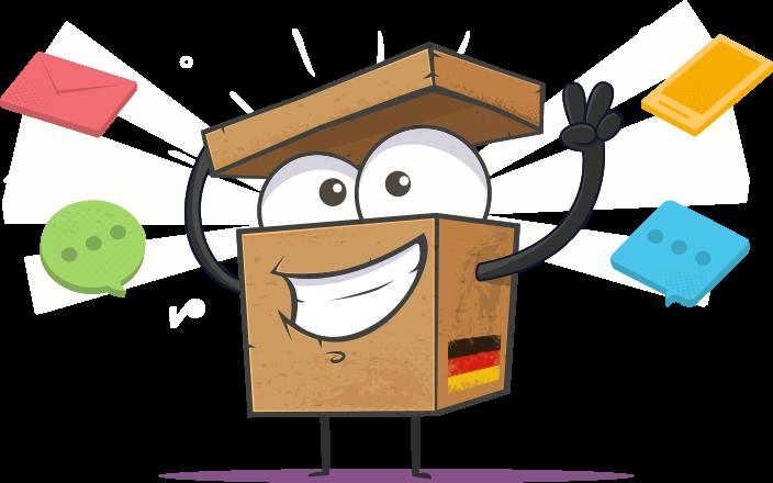 spoofbox Deutsch